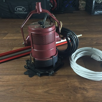 Rent Teenie Mole 800w with Stand and Stinger