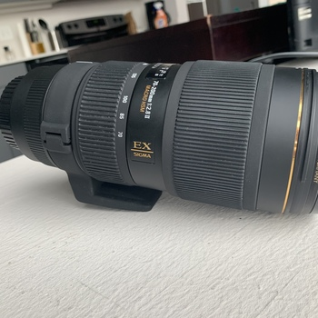 Rent Sigma 70-200mm f/2.8 DG Macro HSM II Canon EF