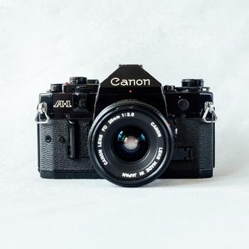 Rent Canon A-1 Black Kit