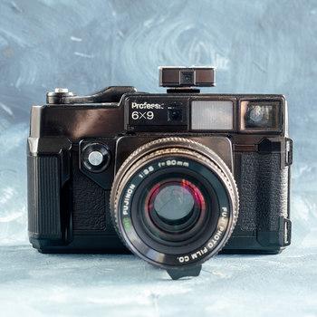 Rent Fujifilm GW690 Kit No.1