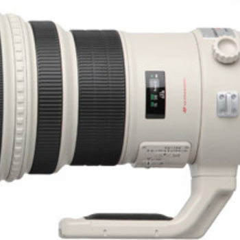 Rent Canon EF 400mm f/2.8L IS II USM