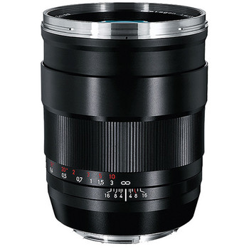 Rent Zeiss 35mm F/1.4 Distagon T Lens for Canon EF