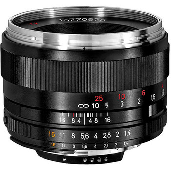 Rent Zeiss Planar T* 50mm F/1.4 ZF.2 Lens for Nikon F-Mount