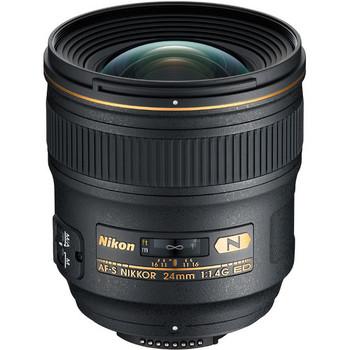 Rent Nikon AF-S NIKKOR 24mm f/1.4G ED Lens