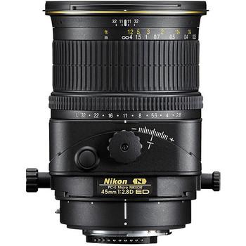 Rent Nikon PC-E Micro-NIKKOR 45mm f/2.8D ED Tilt-Shift Lens