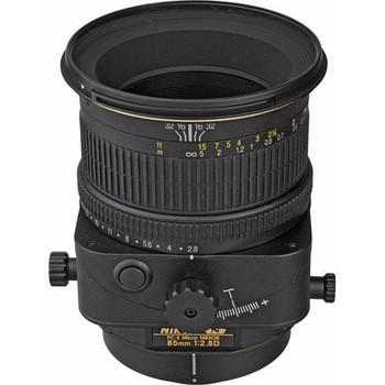 Rent Nikon PC-E Micro-NIKKOR 85mm f/2.8D Tilt-Shift Lens