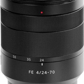 Rent Sony Zeiss FE 24-70mm f/4