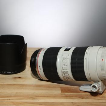 Rent Canon EF 70-200mm f/2.8 L IS II USM Lens
