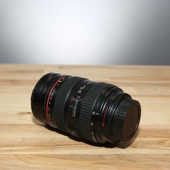 Rent Canon EF 24-70mm f/2.8L USM Zoom Lens