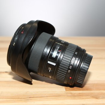 Rent Canon EF 16-35mm f/2.8L II USM Lens