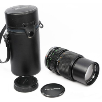 Rent Olympus 75-150mm f/4 lens with Adapter for Canon EF