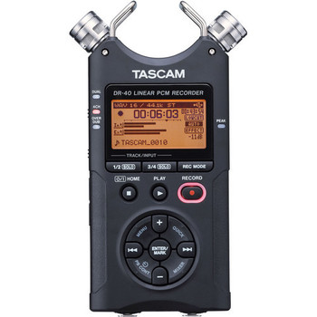 Rent DR-40 Audio Recorder