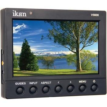 """Rent 5.6"""" Ikan V5600 HDMI Monitor (1024x600)"""