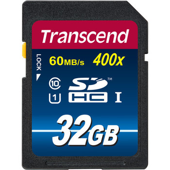 Rent Set of (3) 32GB SDHC Class 10