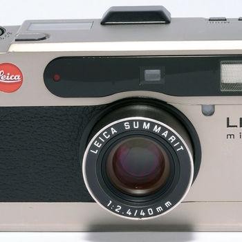 Rent Leica Minilux Summarit 40mm f/2.4 P&S