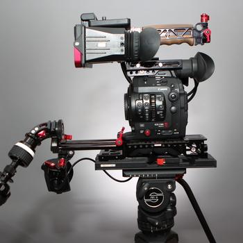 Rent Canon C300 Mark II 2019 Professional Kit