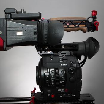 Rent Canon C300 Mark II Professional Kit