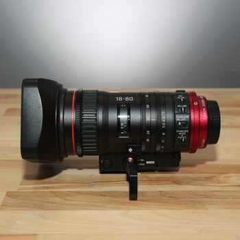 Rent Canon Compact-Servo 18-80mm Zoom Lens T4.4