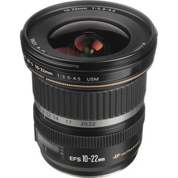 Rent Canon EF-S 10-22mm f/3.5-4.5 USM