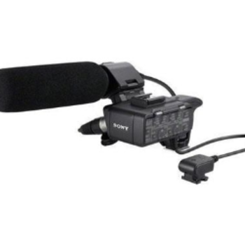 Rent Sony XLR-K1M Adapter and Microphone Kit