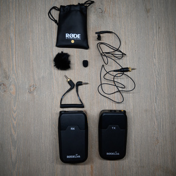 Rent RodeLink Wireless Filmmaker Kit