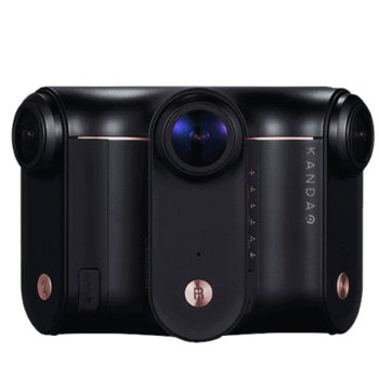 Rent Obsidian R - A 360° camera with the largest sensor and the best lowlight.