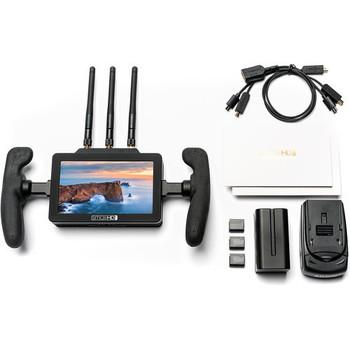Rent SmallHD FOCUS Bolt SIDEKICK 500 RX Wireless Monitor / Batts