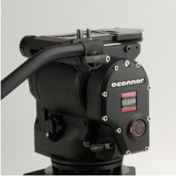Rent Oconnor 1030 D/S 100mm Tripod w/ Tuffpak hard case