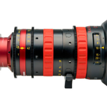 Rent Angenieux Optimo DP Rouge 16-42mm T2.8 Zoom Lens