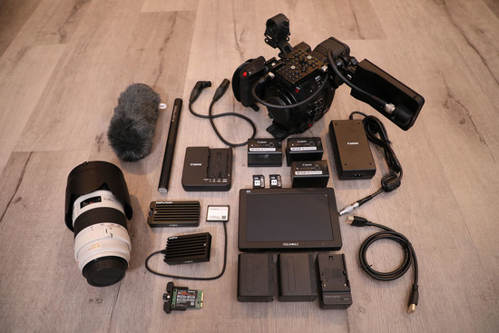 Canon eos c200 %e2%80%94 2  hours raw w 70 200mm f2.8l is ii