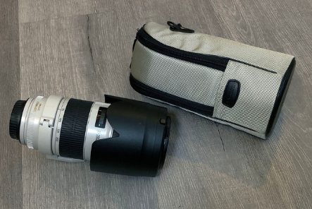 Canon ef 70 200mm f  2.8 l is ii usm