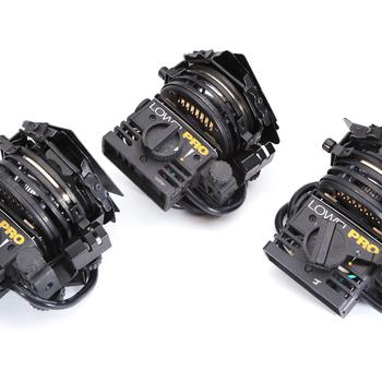 Rent Lowel Pro-Light - 3 light interview kit w/ stands