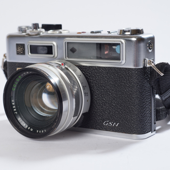Rent Yashica Electro 35 GSN 35mm Rangefinder