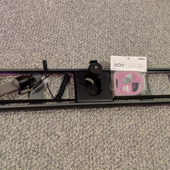 "Rent Rhino ROV PRO Traveler 16"" Motorized Slider"
