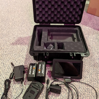 Rent SmallHD 5.5in FOCUS HDMI Monitor (for Sony)
