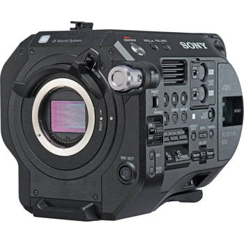 Rent Sony FS7 Mk2 4K Camera package complete