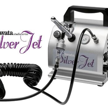 Rent Iwata Silver Jet IS50 Makeup Air Brush Package