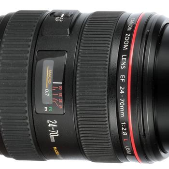 Rent Canon EF 24-70mm f/2.8L USM Lens