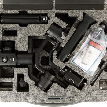 Rent DJI Ronin-S 3-Axis Motorized Gimbal Stabilizer