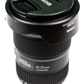 Rent CANON EF 16-35MM F/2.8L III USM LENS