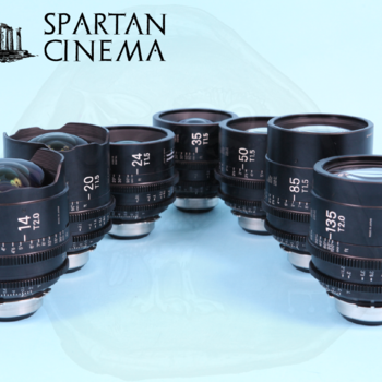 Rent Choose 5: Sigma Cine FF High Speed Primes PL
