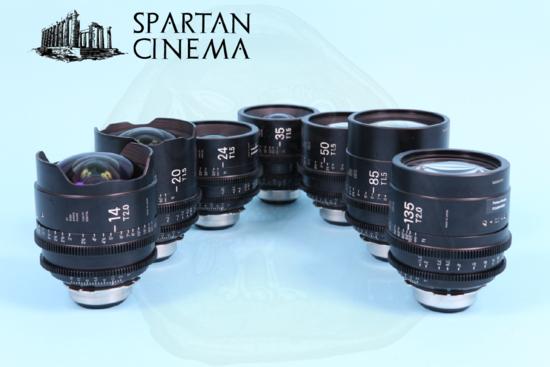 Sigma prime lens set   1