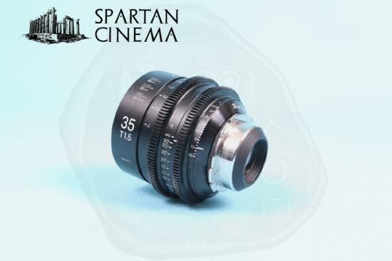 Sigma prime lens set   5 35mm