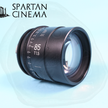 Rent Choose 5: Sigma Cine FF High Speed Primes PL NEW 105MM