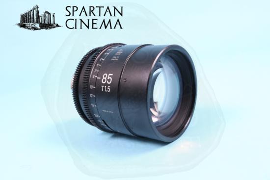 Sigma prime lens set   6 85mm