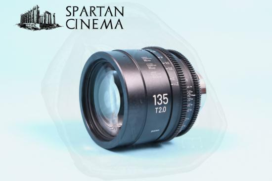 Sigma prime lens set   7 135mm
