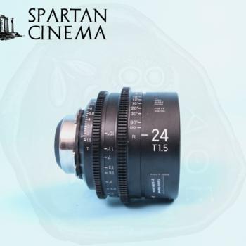 Rent Choose 6: Sigma Cine FF High Speed Primes PL NEW 105MM