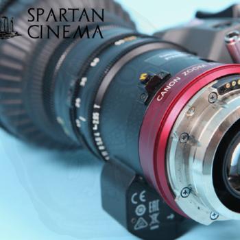 Rent Canon Cine-Servo 17-120mm PL + D-Tap Power Cable