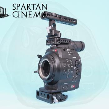 Rent Canon C300 PL Mount + Batteries + Media (Basic Package)
