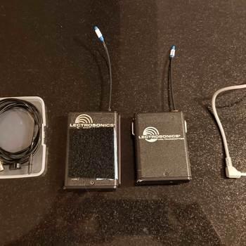 Rent Lectrosonics LMa Wireless Lav Block 20